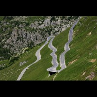 Furka Pass road, Swiss Alps :: RDSfurkapassch63331jpg